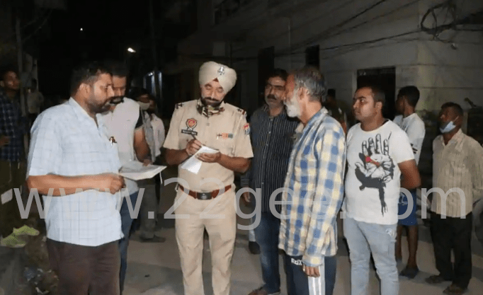 Two Youths Shot A Man In Broad DayLight In Ludhiana