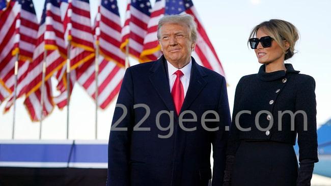 ਅਮਰੀਕੀ ਸੰਸਦ ਭਵਨ ਤੋਂ ਜਾਨ ਤੋਂ ਪਹਿਲਾਂ Donald Trump ਦਾ ਭਾਸ਼ਣ